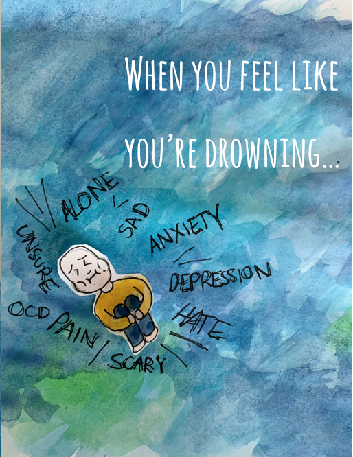 Sink or Swim? – Art Therapy