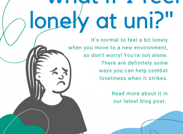 Making friends and managing loneliness at uni