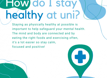 Staying active and healthy and uni